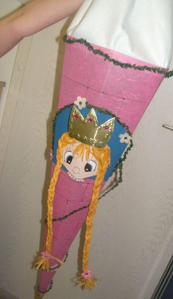 """Motiv \""""Rapunzel\"""""""