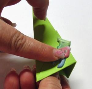 Schritt 8: Mit 3d Softy Sticker verzieren