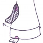 Bild 4: Flügel leicht nach oben biegen